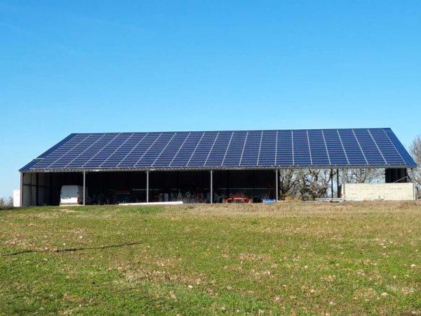 hangar agricole Tarn-et-Garonne Elyor group