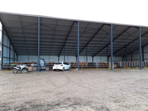Hangar-solaire-720m2-100kWc-NOUVELLE-AQUITAINE-Elyor2