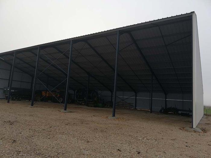 hangar agricole les-deux-sevres Elyor group