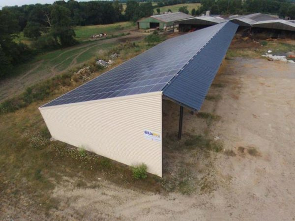 hangar agricole vendee elyor group